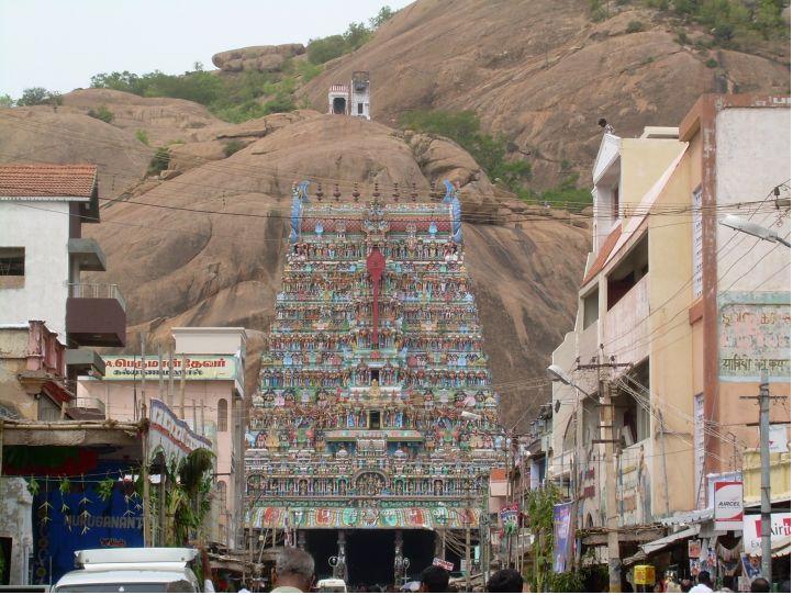 Murugan Temples Near Madurai