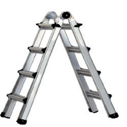 Aluminum Ladders and Other Varieties: Tips to Use Them All Safely